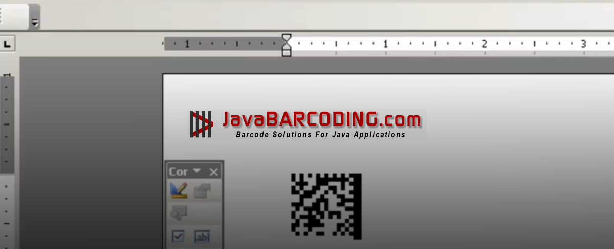 Java barcode solutions with JavaBeans, Applets, Servlets